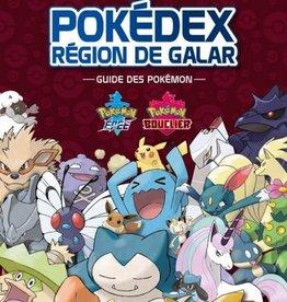Hachette jeunesse Licences Pokémon : pokédex région de Galar : guide des Pokémon