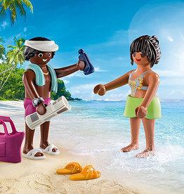 Playmobil 70274 Duo Couple de vacanciers