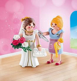 Playmobil 70275 Duo Princesse et styliste