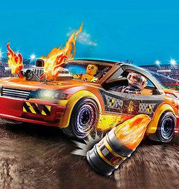 Playmobil 70551 Stuntshow Voiture crash test
