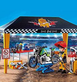 Playmobil 70552 Stuntshow Atelier de réparation