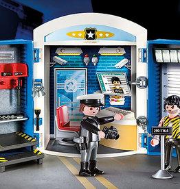 Playmobil 70306 Coffre Commissariat de police