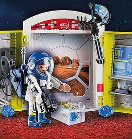 Playmobil 70307 Coffret  Base spatiale