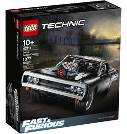 Lego Technic 42111 Dom's Dodge Charger V39