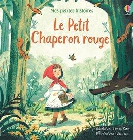 USBORNE Le Petit Chaperon rouge