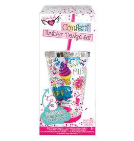 Fashion Angels - Ensemble Création de gobelet confetti
