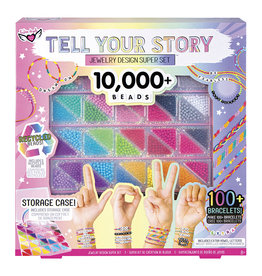 Fashion Angels - Tell Your Story- Ensemble De luxe 10,000 perles