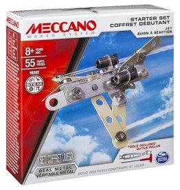 Meccano - Ensemble de départ Jets