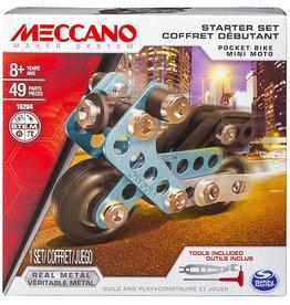 Meccano - Ensemble de départ mini moto