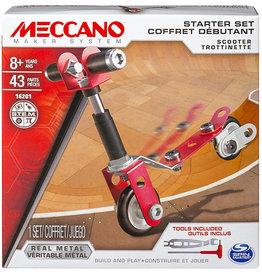 Meccano - Ensemble de départ Scooter