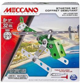 Meccano - Ensemble de départ Hélicoptère