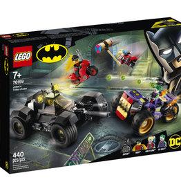 Lego Batman 76159 La poursuite du Joker en moto à 3 roues