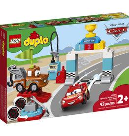 Lego Duplo 10924 Le jour de course de Flash McQueen