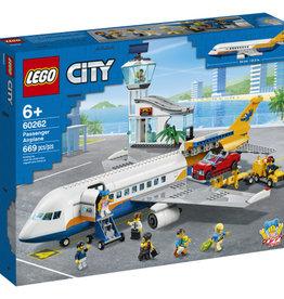 Lego City 60262 Avion de passagers
