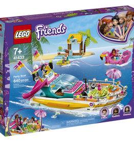 Lego Friends 41433 Bateau de fête