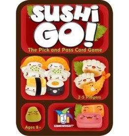 Kroeger Sushi Go (Anglais)