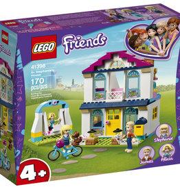 Lego Friends 41398 La maison de Stéphanie