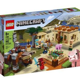 Lego Minecraft 21160 L'attaque des Illageois