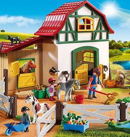 Playmobil 5684  Écurie de poneys