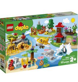 Lego Duplo 10907 Les animaux du monde