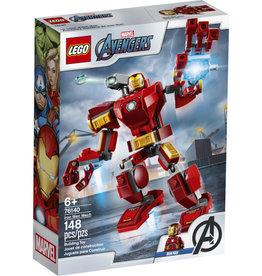 Lego Marvel 76140 Le robot d'Iron Man