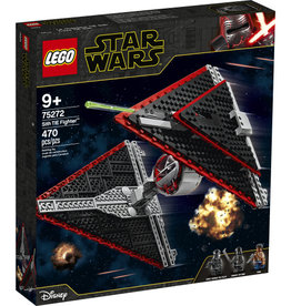 Lego Star Wars 75272 Le chasseur TIE Sith™