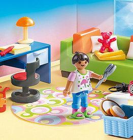 Playmobil Playmobil 70209 Chambre enfant avec canape-lit