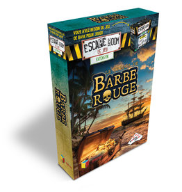 Riviera games Escape room extensions: Le trésor Barbes rouge