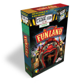 Riviera games Escape room extensions: Funland
