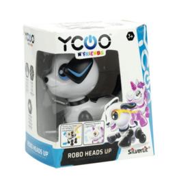Silverlit Robot robo heads up  chiot  et licorne