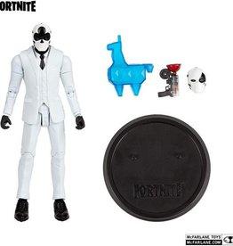 "Import dragon Fortnite Figurine 7"" W6 Wildcard black suit"