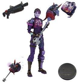 "Import dragon Fortnite Figurine 7"" W5 Dark Bomber"