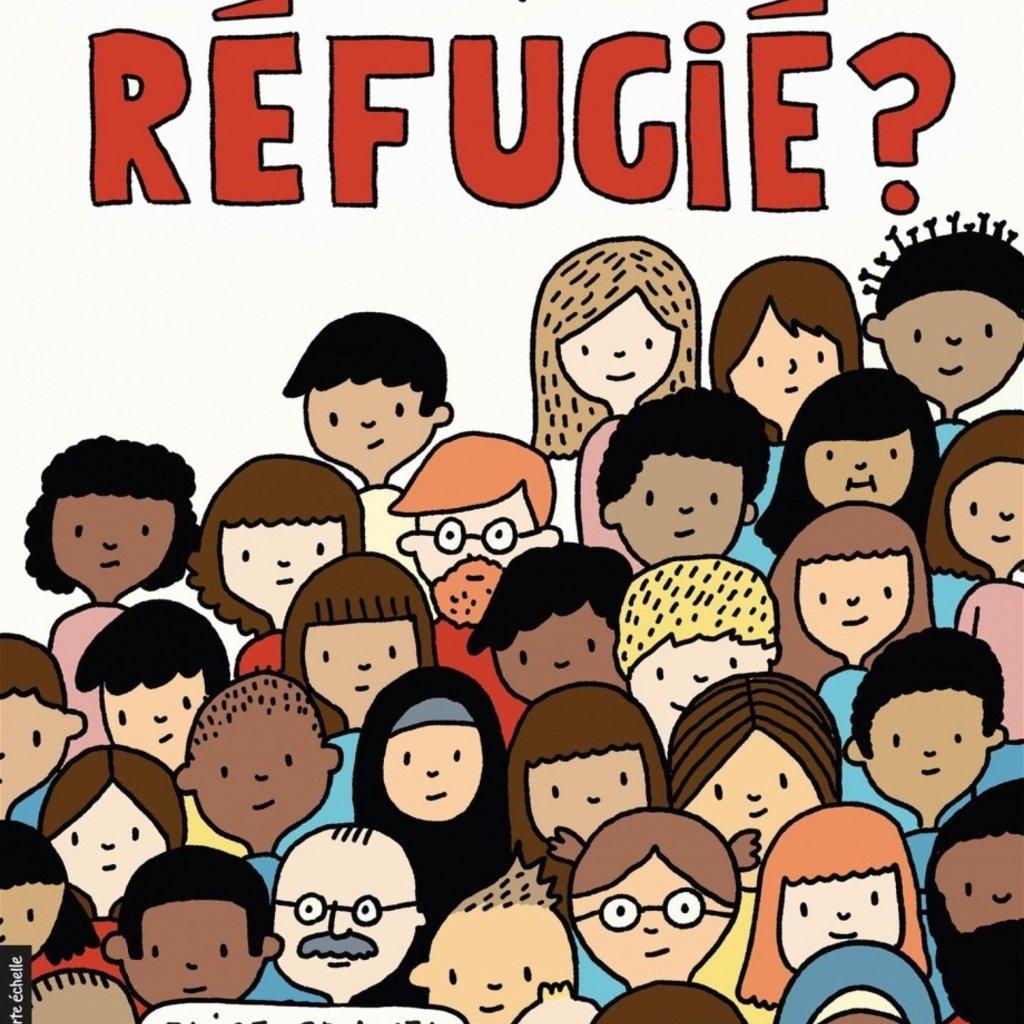 La courte echelle C'est quoi un réfugié?