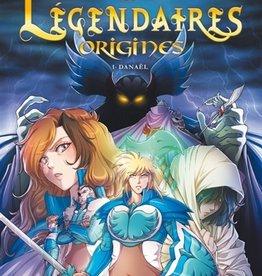 Delcourt Les Légendaires : Origines T.1 : Danaël