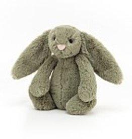 Jellycat - Petit lapin fougère timide