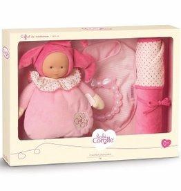 Corolle Coffret de naissance - lutin rose