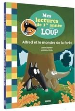 Auzou Alfred et le monstre de la forêt