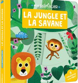 Auzou La jungle et la savane