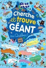 Auzou Cherche et trouve géant au Québec!