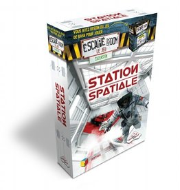 Riviera games Escape room extensions: Station spatiale