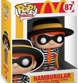 Funko Pop ! Icons McDonald's -Hamburglar