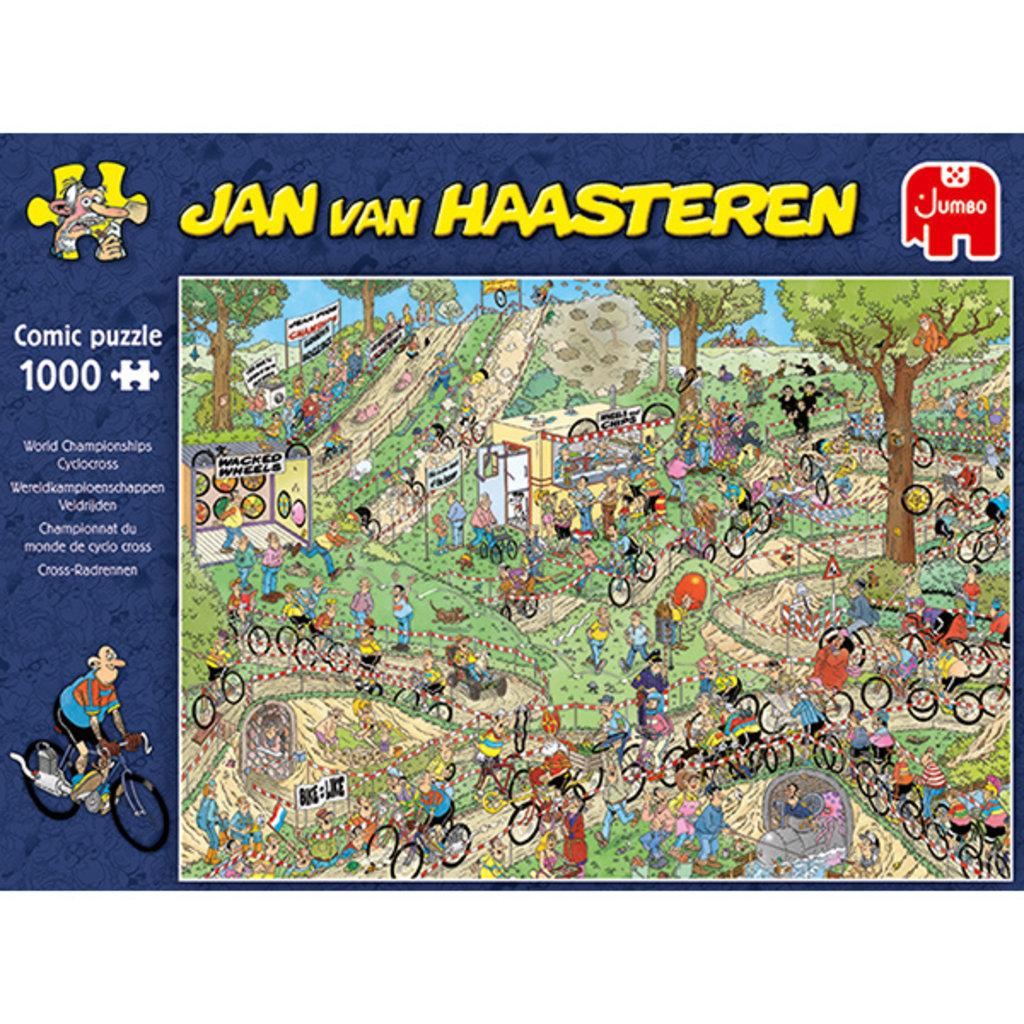 Jan van Haasteren Championnat du monde cyclo cross, JvH- 1000pcs