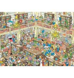 Jan van Haasteren La Bibliothèque , 2000mcx