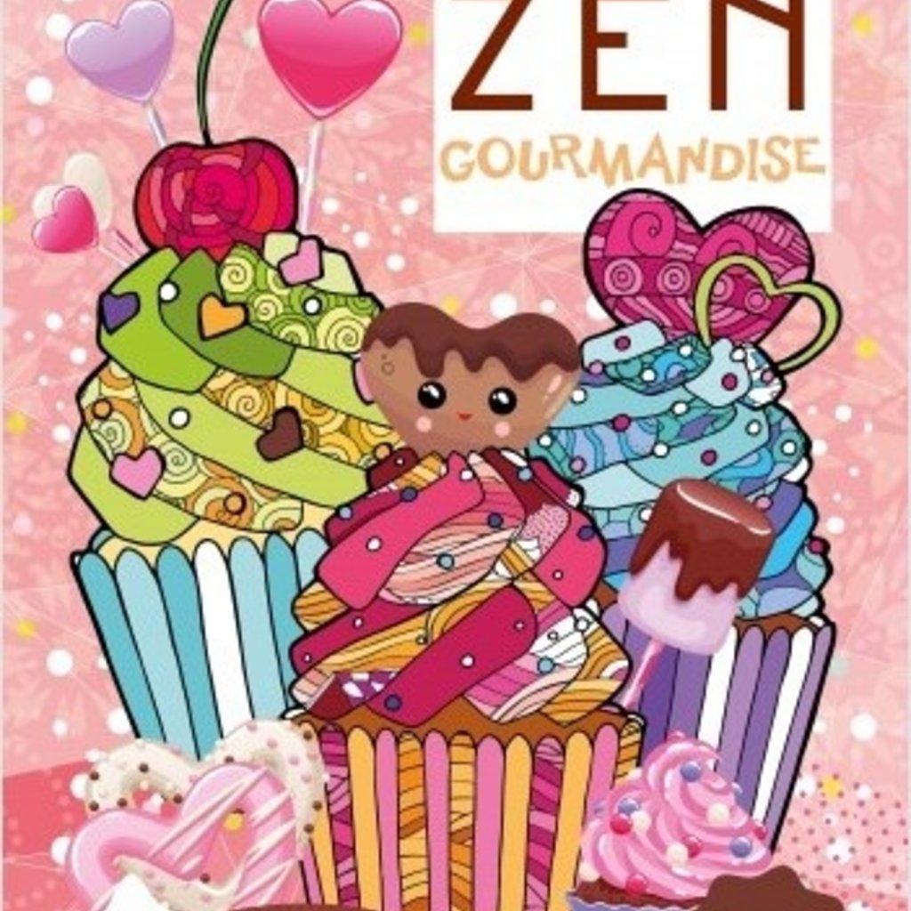 HEMMA Color Zen - Gourmandise