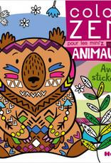 HEMMA Color Zen pour les mini'z - Animaux