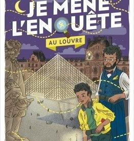 GRUND Je mène l'enquête au Louvre