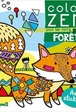 HEMMA Color Zen poue les mini'z : Forêt