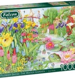 falcon Spectacle de fleur : Jardin d'eau - 1000pcs