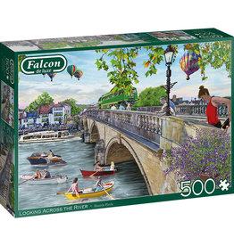 Falcon de luxe Pont sur la rivière - 500pcs