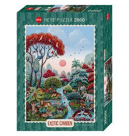Heye Jardin Exotique, Paradis sauvage - 2000pcs